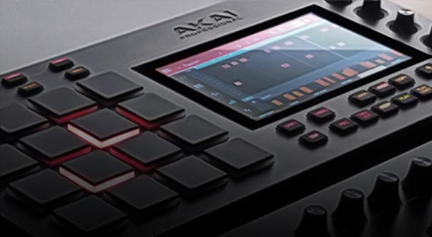 Mpc Live, X, AKAI Force Expansions